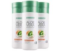 Питьевой гель Алоэ Вера со вкусом Персик, набор 3 шт.