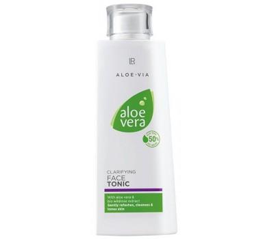 Aloe Vera Очищающий тоник для лица