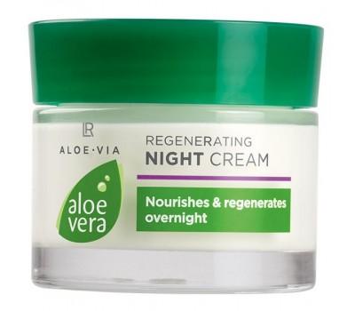 Aloe Vera Регенирирующий ночной крем для лица