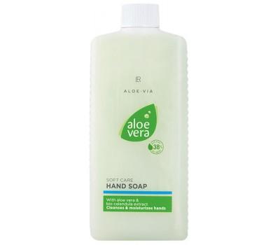 Aloe Vera Мягкое крем-мыло для рук (сменная упаковка 500 мл)