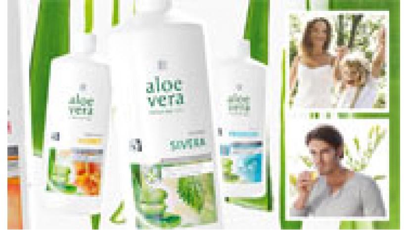 Питьевые гели Алоэ Вера