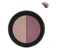 Двухцветные минеральные тени для век Сирень и слива LR Colours