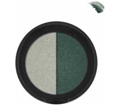 Двухцветные минеральные тени для век Горчица и оливка LR Colours