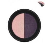Двухцветные минеральные тени для век Бледная роза и виноград LR Colours