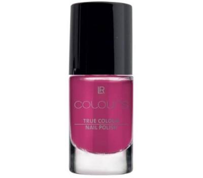 Лак для ногтей Истинный цвет Нежная фуксия LR Colours