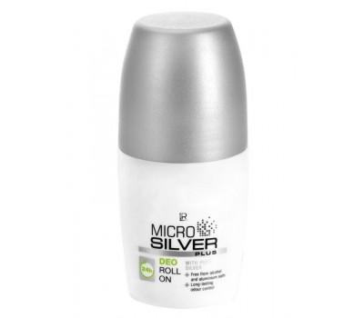 LR MICROSILVER PLUS Шариковый дезодорант