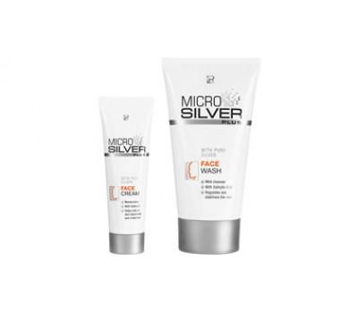 Microsilver Plus Набор для ухода за кожей лица