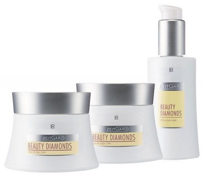 Zeitgard Beauty Diamonds Набор для ухода за кожей лица