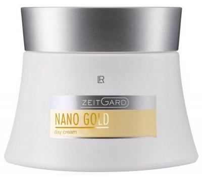 Zeitgard Nanogold & Silk Дневной крем для лица