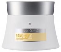 Ночной крем для лица Zeitgard Nanogold & Silk