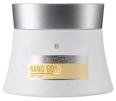 Zeitgard Nanogold & Silk Ночной крем для лица